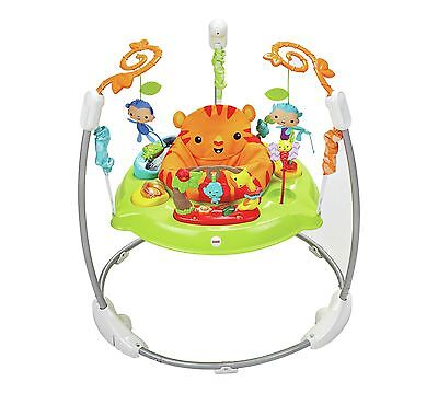 Fisher-Price Roaring Rainforest jumperoo excellent condition