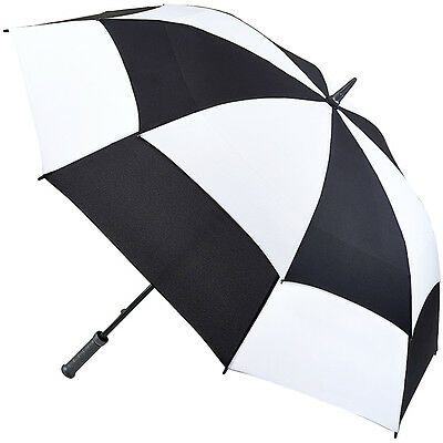 Stormshield Golf Umbrella - White/Black