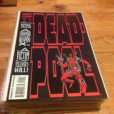Dead Pool The Circle Chase 1,2