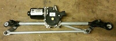 Bmw 320D 2012-16 Front Wiper Motor & Linkage 726750403