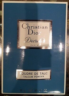 Diorella Christian Dior for women POUDRE DE TALC 90gr