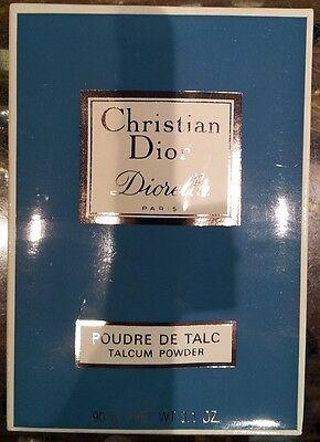 Diorella Christian Dior for women POUDRE DE TALC 90gr