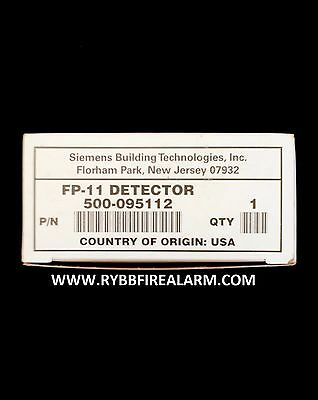 New Siemens Fp-11 Detector . Free Shipping!!! The Same Business Day.
