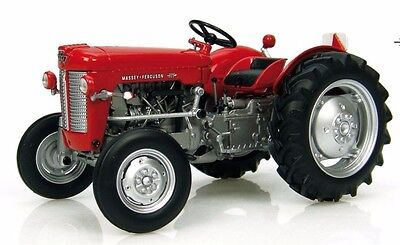 1965 Massey Ferguson 825 Series Tractor Scale 1/32 Diecast New