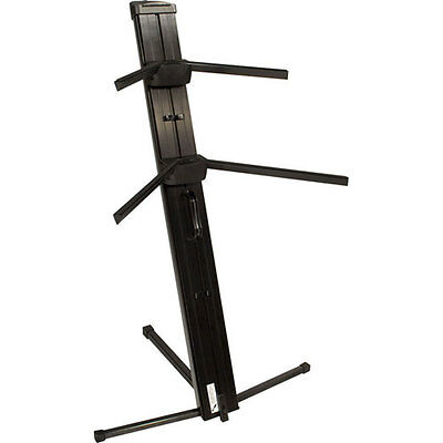 Ultimate Support APEX AX-48 Pro Column Keyboard Stand Black