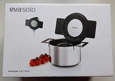 Eva Solo Gravity Cooking Pot Brand New