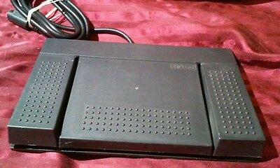 Olympus RS23 Foot Switch Transcription Optical Foot Pedal dictation transcriber