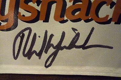 Phil Mickelson Autographed Bushwood Flag