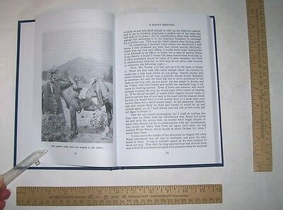 Alaskan Yukon Trophies Won and Lost by G O Young - illustrated hardback reprint
