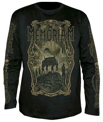 MEMORIAM - For the Fallen - Langarm - Shirt / Longsleeve