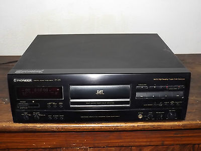 Pioneer D-05 Digital Audio Tape Deck - Dat