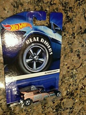 Hot Wheels, Real Riders, Altered ego, 2/18, CFN58.