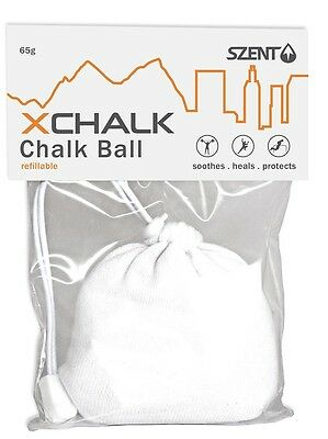 Refillable Rock Climbing Chalk Ball Shot Sock XCHALK