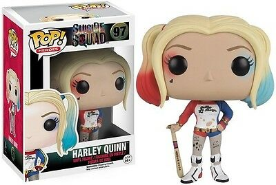 Suicide Squad - Harley Quinn - Funko Pop! Movies (2016, Toy NEU)