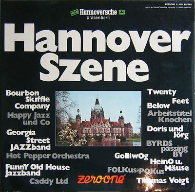 "LP: Various Artists ""Hannover Szene"""