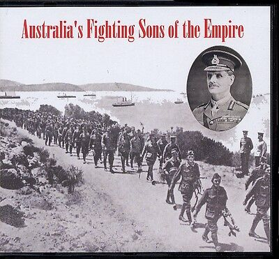 Genealogy-Australia's Fighting Sons of the Empire: Western Australia