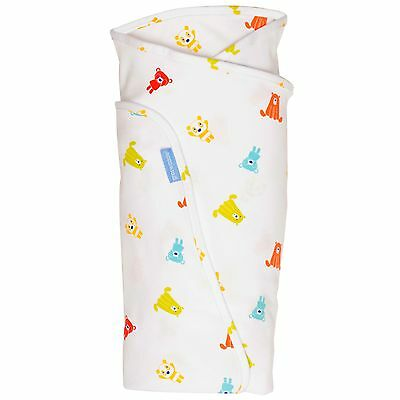 The Gro Company Baby / Child Gro-Swaddle - Spotty Bear (Twin Pack)