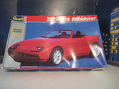 Revell Bmw Z-1 Roadster Premum Model Kit 1990