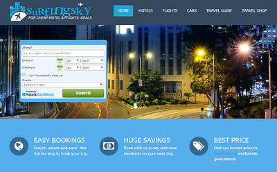 Compare Hotel, Travel Website Free Installation + Free Hosting