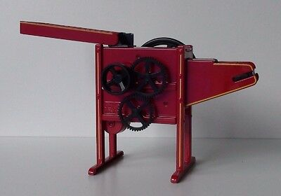 Antique Corn Sheller Circa 1920 Diecast Scale 1/8 New Rare