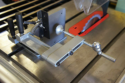Table Saw TENONING JIG - New in box Xcalibur