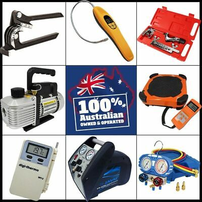 Refrigeration Service Pack - Vacuum Pump - Recovery Unit - Scale - Leak Detector