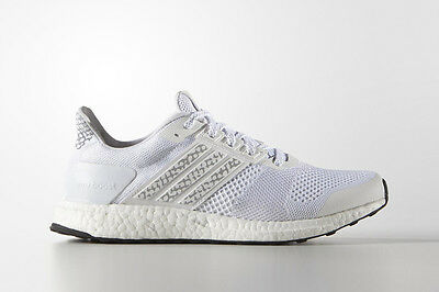 6e66600761d93 ADIDAS ULTRA BOOST ST Glow M 2016 White AF6396 Sneakers Shoes NWT 3m LTD  creme
