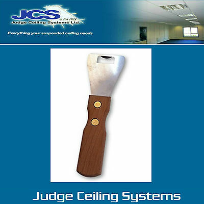Tile Remover Tool For Suspended Ceilings - Metal Ceiling Tiles