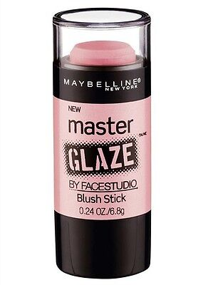 Maybelline Facestudio Master Glaze Blush Stick Shade - 10 Just-Pinched Pink