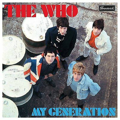 /0602537156030/ Who (The) - My Generation [Vinile LP]