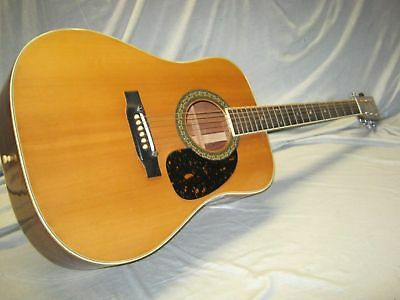 1976 ALVAREZ STEEL STRING -- made in JAPAN