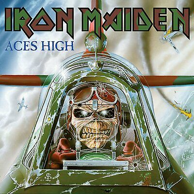 "/0825646248674/ Iron Maiden - Aces High (7"") [Vinilo LP]  Nuevo"