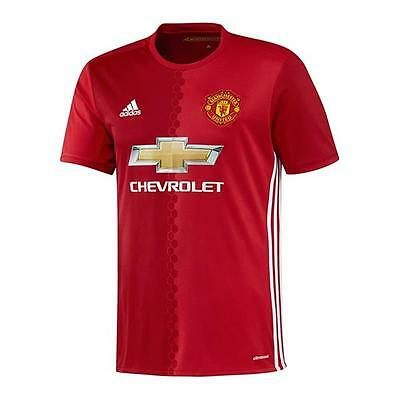 adidas Manchester United Trikot Home Kids 16/17