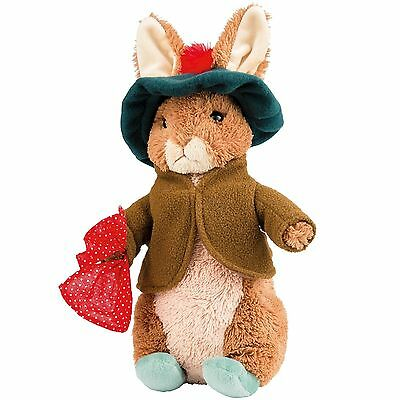 BENJAMIN BUNNY by GUND Official Soft toy Enesco A26419 BEATRIX POTTER BNWT