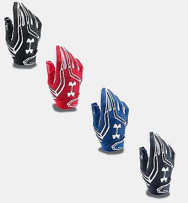 Under Armour Men's UA NFL Swarm II Receiver Gloves (Pick Color/Size) NWT 121170