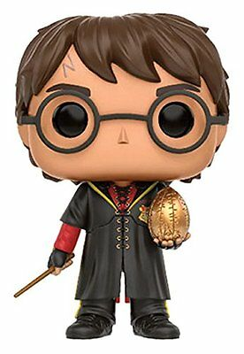 Triwizard Harry Potter with Egg Funko Pop! Figure