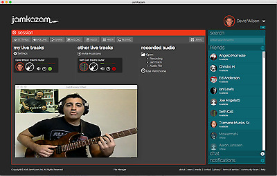 Private Online 1:1 Guitar Music Lessons