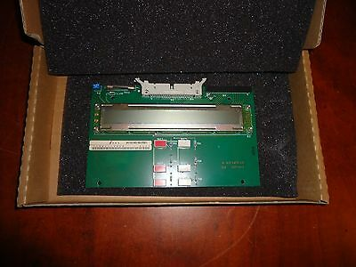 Markem Imaje, Imaje Lcd Display Pcb Board, Part#en10114, Used