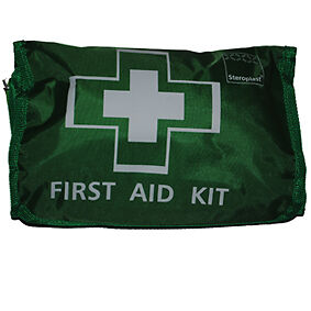Compact First Aid Kit (Roll Up) Pouch for Police Ambulance Paramedic