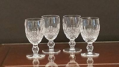 Waterford Lead Crystal White Wine Glass - Colleen Design