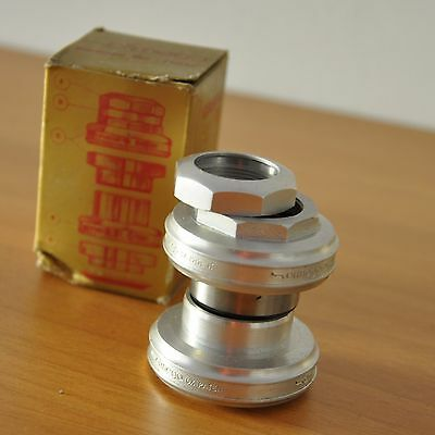 """NEW NOS OFMEGA CX headset serie sterzo Italian 1"""" fits campagnolo"""