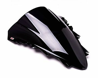 Dark Tint Double Bubble Screen fits Yamaha YZF-R1 2007-2008 by DBS