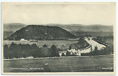 Vintage Postcard.Tomnahurich, Inverness. Unused. Ref:64250
