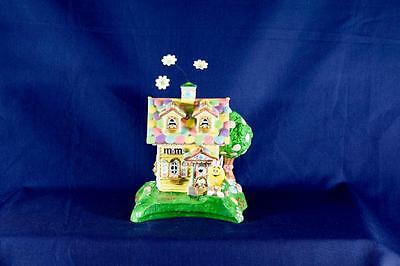 """Department 56 Lighted """"Easter Bunny House With Candy Dish"""""""
