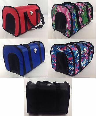 Pet Carrier suitable for Cats / Small Dogs / Rabbits / Guinea Pigs / Small Pets