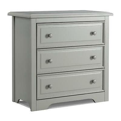 Graco Brooklyn 3 Drawer Chest - Pebble Gray
