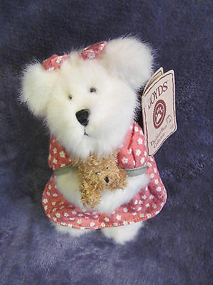 Plush Boyds Bears MOMMY PEONY & BABY PENNY HARRY & DAVID EXCLUSIVE 94624HD & Me