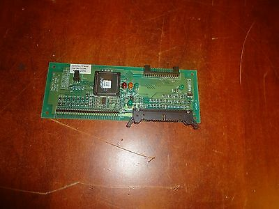 Domino, Inkjet Printer, A200, Front Panel Board, Part#25106, Used #b