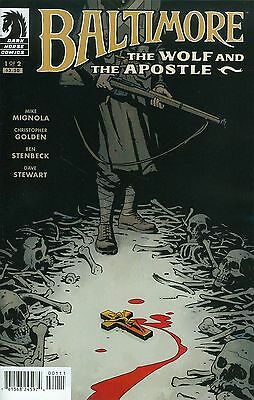 Baltimore: The Wolf and the Apostle #1