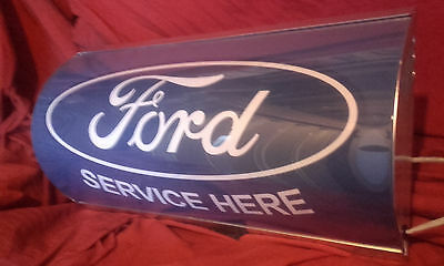 Ford,capri,escort,cortina,garage,light up,sign,display,mancave,workshop,shed,2